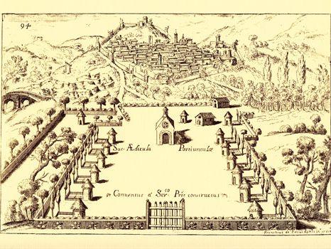 Stich von Francesco Providoni (1705)