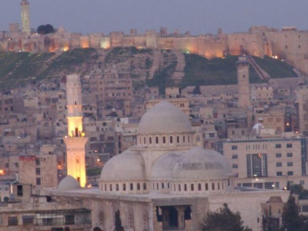Aleppo vor dem Krieg