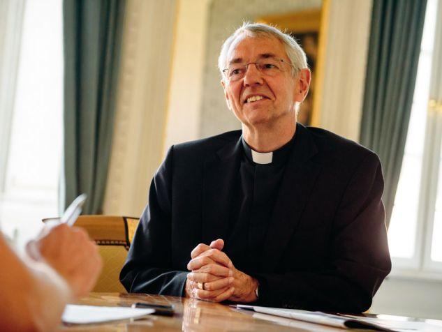 Erzbischof Dr. Ludwig Schick im Interview zum Synodalen Weg.