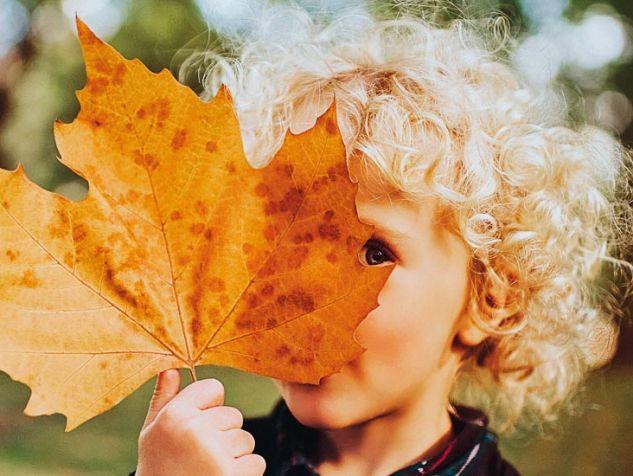 Ich ziehe deshalb den Herbst dem Frühjahr vor,  weil das Auge im Herbst den Himmel, im Frühjahr aber die Erde sucht. Getty Images