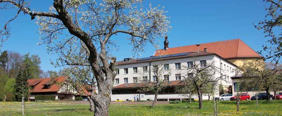 Bildungshaus Kloster Schwarzenberg. Foto: A. Murk OFM Conv.