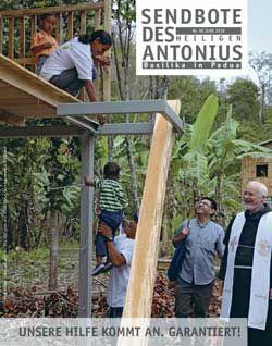 Sendbote des hl. Antonius JUNI 2018
