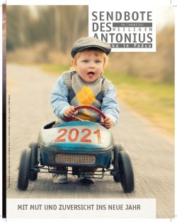 Sendbote des hl. Antonius Januar 2021