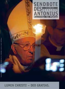 Sendbote des heiligen Antonius April 2019