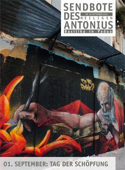 Sendbote des hl. Antonius September 2019
